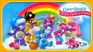 ♡ Care Bears Wish Upon a Cloud ♡ iPad Apps Game for Baby Kids