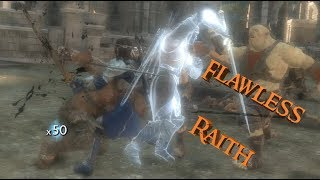 "Flawless Gold Fighting Challenge ""Raith"" (One 50+ Combo/No HUD) 