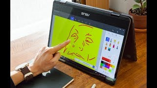 ASUS VivoBook 2 in 1 Flip 14 FHD LCD Touchscreen Laptop Review