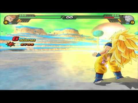 Descargar Dragon Ball Z Budokai Tenkaichi 3 gratis