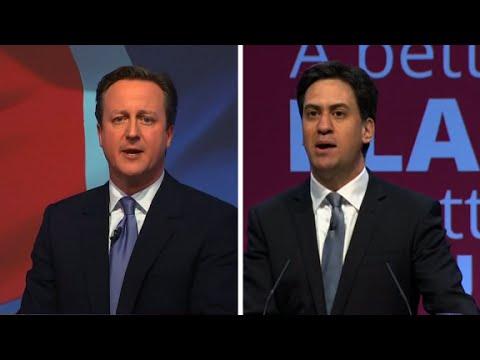 Economy key issue in UK election