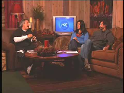 Kirk Fox &amp; Kira Soltanovich on Howie's Late Night Rush June 4, 2009