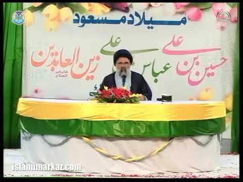 Pasdari Deen Ulama ka Asal Fariza Melad e Masood Imam Hussain