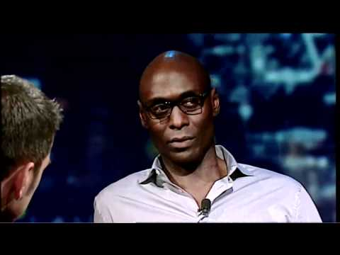 FULL INTERVIEW: Lance Reddick