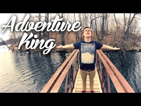 Connor Franta the Adventure King