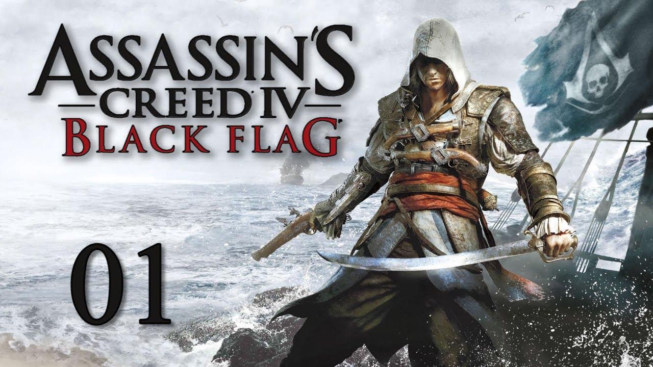 Assassin's Creed IV: Black Flag (#1) Premiera - YouTube