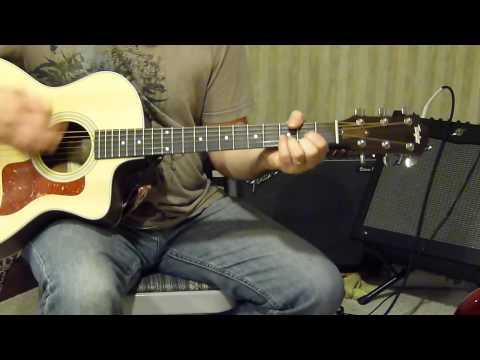 Trey Anastasio - Wilson - guitar cover