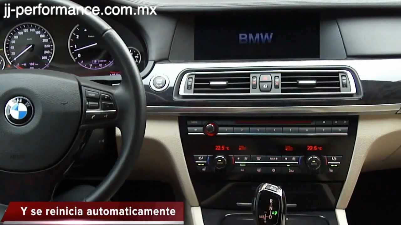 Bmw Video En Movimiento Dvd Tv Desbloqueo Youtube