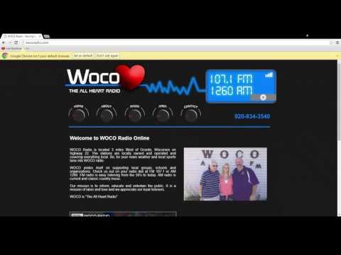 WOCO Radio Sports Stream
