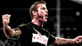 "2013: 3rd CM Punk (Custom) Theme Song ""Cult of Personality"" ᴴᴰ"
