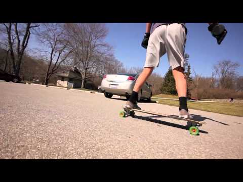 Longboarding: Insane in the Membrane