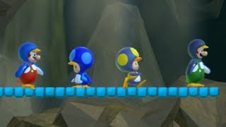 New Super Mario Bros Wii - All Hint Movies