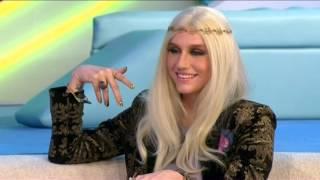 Ke$ha Video - Ke$ha Interview T4 2012