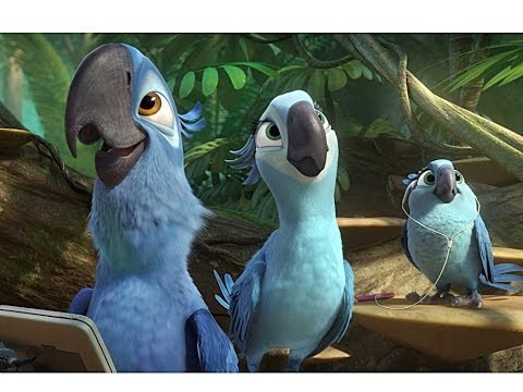 RIO 2 DSCHUNGELFIEBER Trailer german deutsch HD