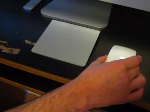Magic Mouse vs Magic Trackpad
