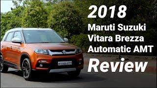 2018 Maruti Suzuki Vitara Brezza Automatic AMT Review: The best just got better!
