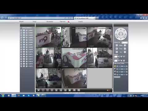 Vídeo tutorial - Cómo acceder y configurar el DVR desde Internet e Intranet
