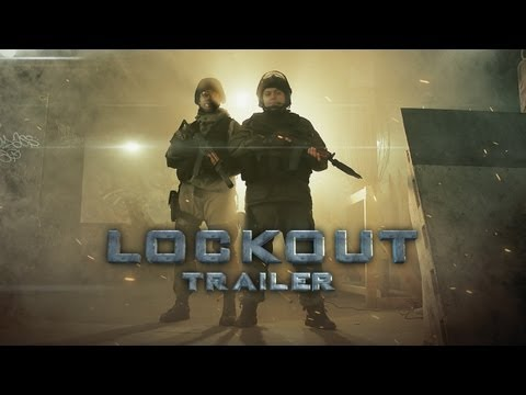 ЛОКАУТ - LOCKOUT (A Short Action Film) TEASER-TRAILER