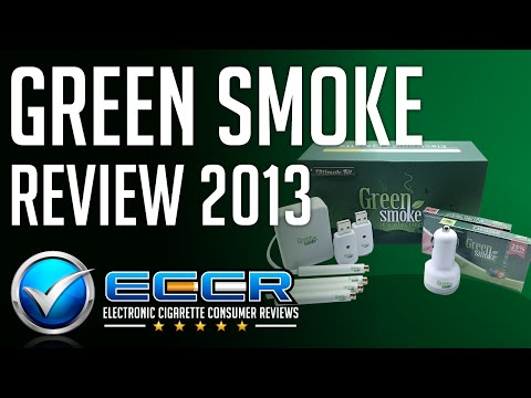 In-Depth Green Smoke E-Cigarette Review - Unbiased Electronic Cigarette Consumer Reviews