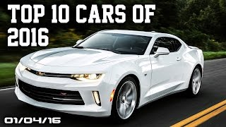 Top 10 Cars to Look Forward to in 2016! - Fast Lane Daily