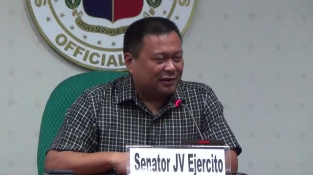 JV Ejercito excited to get back to work after acquittal