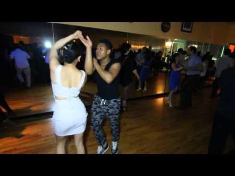 Max y Natasha - Salsa Social @ Salrica