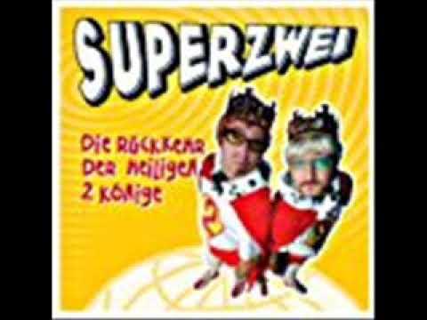 Superzwei - Die Welt Ist Eine Buehne