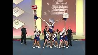 Bartlett High School - Cheerleading 2007