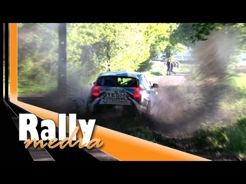 Sezoensrally Bocholt 2013 by Rallymedia (HD - pure sound)