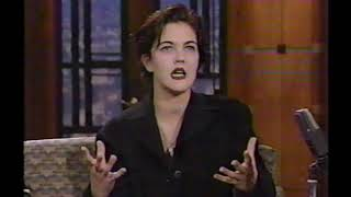 1992 Drew Barrymore interview (Dennis Miller Show)