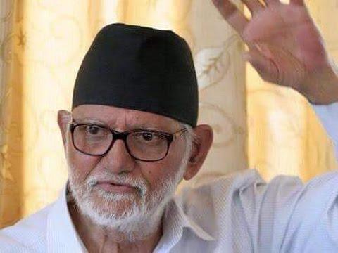 Primemister Shusil Koiral Nepalko Sanbidhan 2072,   Ailthasik Swagat Samaroh, TUDIKHEL, KTM, Nepal