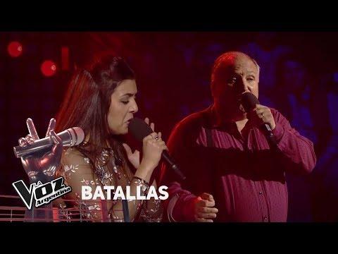 "Pablo Carrasco Vs Paula Torres - ""Alone"" - Heart - Batallas - La Voz Argentina 2018"