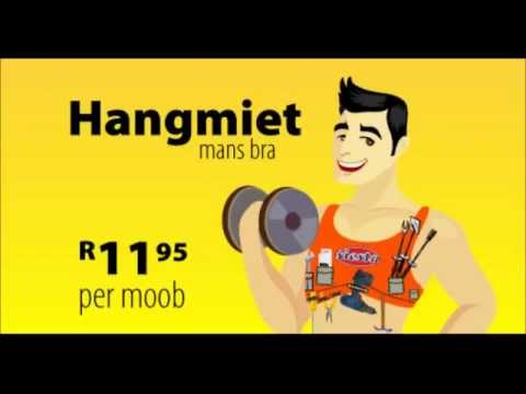 Siesta on OFM - Siesta presents the Hangmiet for men with a little bit extra chest