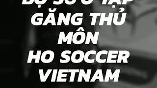 Bộ sưu tập găng thủ môn HO Soccer Vietnam Limited