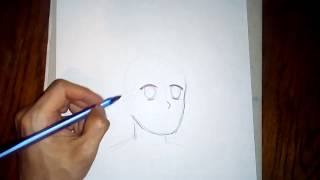Como dibujar anime 1. Parte 1 | How to draw anime 1. Part 1