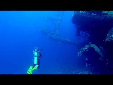 Diving Aqaba Jordan December 2013