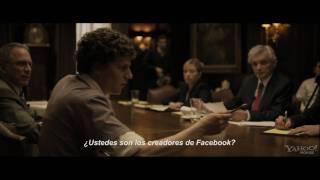 The Social Network - Trailer Subtitulado [HD 1080p]