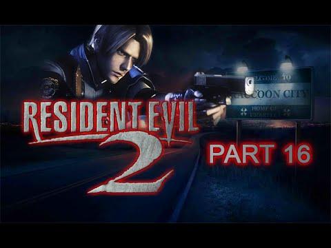 Resident Evil 2 - Leon S. Kennedy - Teil 16 - Wir finden die Mo-Disk (HD/Lets Play)