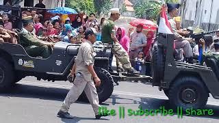 Parade juang dan drumband full video