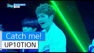 [HOT] UP10TION - Catch me!, 업텐션 - 여기여기 붙어라, Show Music core 20151205