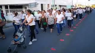 RIO REVUELTO NOTICIAS MARCHA PACIFICA PARA EXIGIR JUSTICIA PARA ADDISBEL