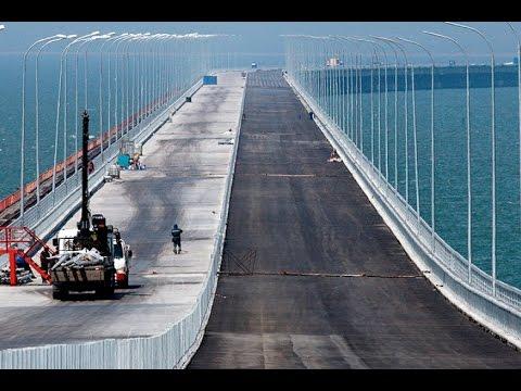 Россия должна передать Крымский Мост Украине. Оттуда.