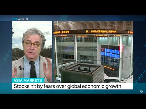 TRT World's Craig Copetas talks about declining stock prices in the Asia markets