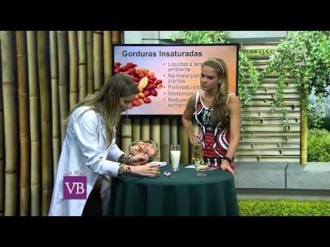 Você Bonita - Gorduras que Fazem Parte da Alimentação (02/09/14)