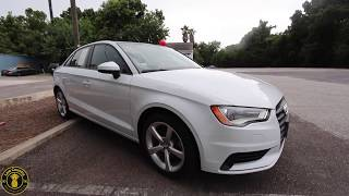 2016 Audi A3 Premium Plus - For Sale Review @ Low Country Preowned | Mt. Pleasant