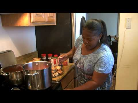Part 1- Chicken Pozole (Cooking with Carolyn)