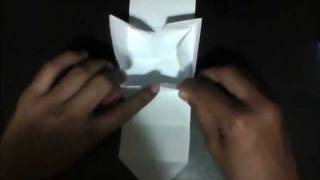 How To Make A Present Box (origami Box)