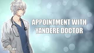 Appointment With Your Yandere Doctor  ASMR