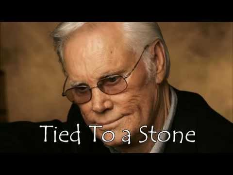 George Jones - Tied To A Stone