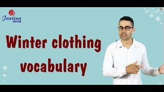 [Tiếng Anh Theo Chủ Đề] Winter Clothing - Các Loại Quần Áo Mùa Đông Bằng Tiếng Anh